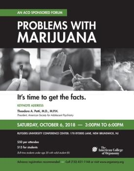 Problems with Marijuana